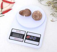 BALANZA DIGITAL PRECISION 1 gr a 7 Kg Peso COCINA bascula ELECTRONICA