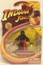 INDIANA JONES RAIDERS OF THE LOST ARK CAIRO SWORDSMAN 3.75 INCH FIGURE