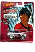 2014 Hot Wheels Star Trek LT. Uhura 1988 Jeep Wagoneer