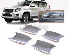 New Chrome Door Handle Cup Bowl for Toyota Land Cruiser Prado J 150 FJ150 2010+