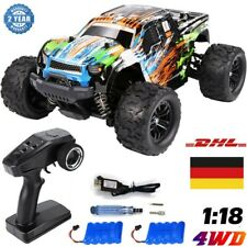 1:18 Monster Truck 4WD RC Auto Car 40 km/h 2 Akkus Allrad Buggy Ferngesteuert DE