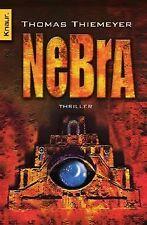 Nebra: Thriller von Thiemeyer, Thomas | Buch | Zustand gut