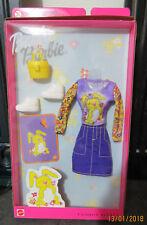 NRFB Tenue outfit BARBIE FASHION AVENUE 2001 Bunny/Petit lapin #29150