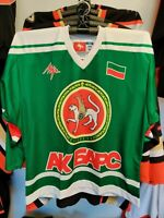 ..DATSYUK #13 - AK BARS KHL HOCKEY JERSEY LUTCH