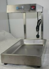 More details for quantum ce ® electric chip scuttle dump commercial kitchen food warmer ksl-fw1