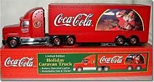 Coca Cola Holiday Christmas Caravan Truck 1998 Edition - LegoOriginals