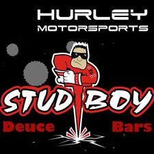 """STUD BOY Deuce Bar 6"""" Carbide - SKIDOO Pilot Skis - DOO-D2410-60 - 2 Pack"""