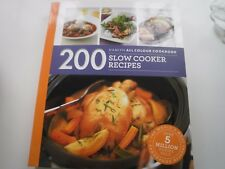HAMLYN ALL COLOR SLOW COOKER RECIPE BOOK