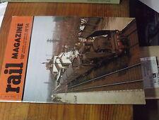 8µ? Revue Rail Magazine n°54 Voiture Mistral 56 4500 & 3500 d'Orleans Le Stoker