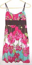 Junior's Trixxi Pink Floral Sundress - Size 5/6 - EUC
