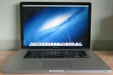 Apple Macbook Pro Late 2008 Working Excellent Condition