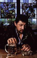 1980 Vintage RAINIER WERNER FASSBINDER German Film HELMUT NEWTON Photo Art 11X14