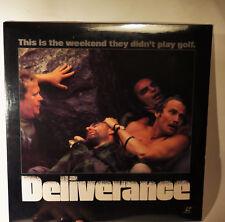 7033:DELIVERANCE,BURT REYNOLDS, Action,Laserdisc,verschweißt und neu,Nr.1