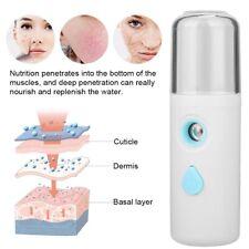 USB Nano Mist Spray Atomization Mister Face Facial Moisturizing Hydration Handy