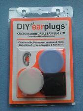 Diyearplugs-Faites votre propre bouchon d'oreilles Kits Pour Motos, HOT RODS, SCOOTERS, etc.