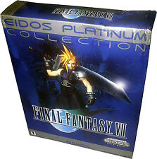 Final Fantasy 7 VII Platinum Edition PC NEW VINTAGE 1998 RARE Collectible NISB!!