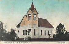A View Of The Christian Church, Haubstadt, IN Indiana