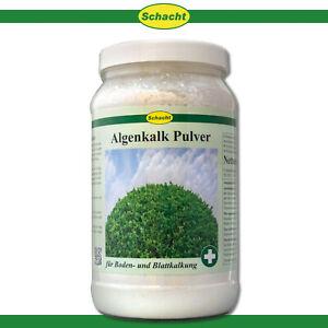 Schacht 1,75 kg Algenkalk Pulver Buchsbaum Stärkung Pflege Garten Hecke Calcium