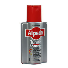 ALPECIN - TUNING - Caffein shampoo - 200 ml - German Product