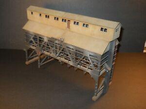 HO Scale Multiple Track Coal Mine / Loader / Built / Unknown Make