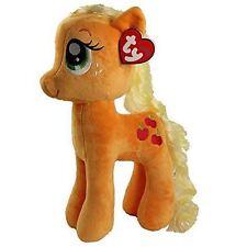 "My Little Pony Applejack - TY Beanie Babies -  Large Soft Toy Plush 40cm/15"""