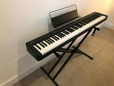 More details for casio cdp-s100 digital piano with stand