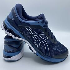 ASICS KAYANO 26 Running Training Athletic Shoes Men's 10.5 Wide Blue