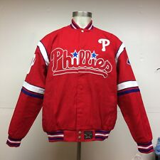 Philadelphia Phillies Cotton Twill Jacket