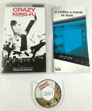 Sony PSP VF  Film UMD  Crazy Kung Fu  Stephen Chow  Envoi rapide et suivi