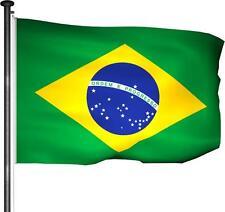 Fahne Brasilien - Hissfahne 150x100cm Premium Qualität