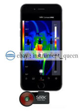 Seek Thermal compact pro imager camera infrared night-vision IOS version iPhone