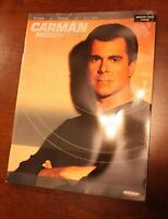 Carman Mission 3:16 Songbook - Piano, Guitar, Vocal - Sheet Music