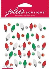 Jolee's Christmas Stickers - Holiday Lights Repeats #742