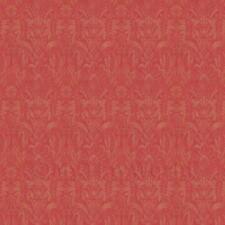 Melody Jane Dolls House rosso su bianco Windsor a righe Carta Da Parati Stampa in miniatura