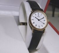 NIB Titan by Tata of India Classic PQ White Dial Women's Watch. 2 Year Warranty!