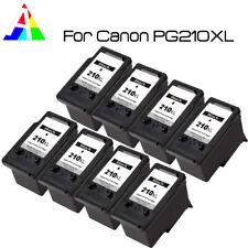8 PACK PG210XL Black Ink cartridge for Canon PIXMA MX330 MX360 MX410 MX420 MP495
