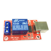 High Quality Relay Module 5V 1- Channel Relay Board Computer Control