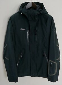 Men Bergans Of Norway Jacket 1120 Stranda II Skiing Snowboarding S XIK676
