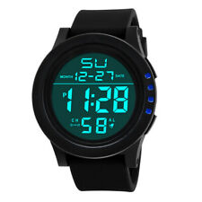 Luminous LED Digital Wristwatch Men women Military Sport Waterproof Wrist Watch