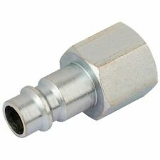 "Draper 1/4"" BSP Female Nut PCL Euro Coupling Adaptor (Sold Loose) (54419)"