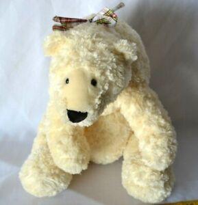 "2003 North American Bear Company NABC Polar Bear Plush 18"""