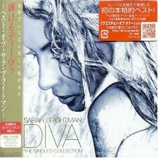 SARAH BRIGHTMAN-KAGAYAKERU DIVA - BEST OF SARAH...-JAPAN CD BONUS TRACK F25