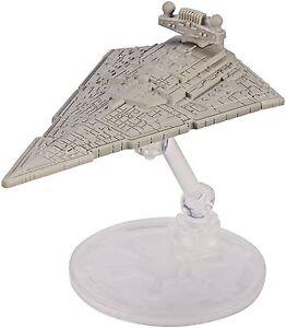 Hot Wheels Star Wars Rogue One Starship Vehicle Star Destroyer Flight Stand Gift