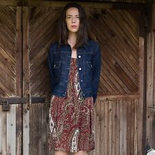 Grunge Basic Vintage Coats & Jackets for Women