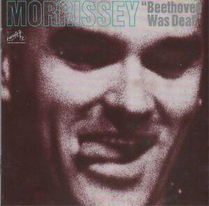 MORRISSEY Beethoven was deaf  Live CD
