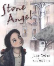 Stone Angel von Jane Yolen (2015, Gebunden)