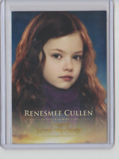 Twilight Saga Breaking Dawn Part 2 Trading Card Mackenzie Foy as Renesmee