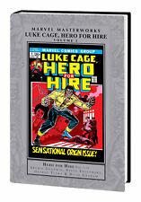MARVEL MASTERWORKS LUKE CAGE VOL 01 HC Hardcover Volume 1 Sealed Brand New