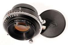 Rodenstock Geronar 6.8/210mm Copal 1 Verschluss Sinar Plaubel Linhof