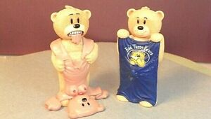 "Bad Taste Bears Rare ""BUSTER and TERRY"" Super NIce and Fun!"